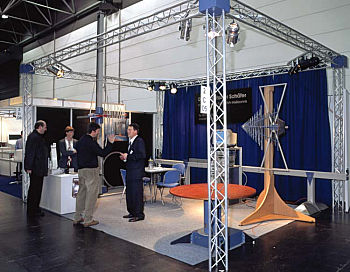 Messestand 1997